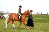 Class 13-Best Ridden on Lead Rein under 8yrs