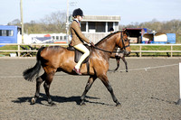 Class 23-BSPS Open (restricted) Pony of Show Hunter type 133cm-143cm